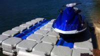pcm docks drive on dock modular
